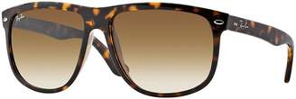 Ray-Ban Oversized Rounded Square Sunglasses