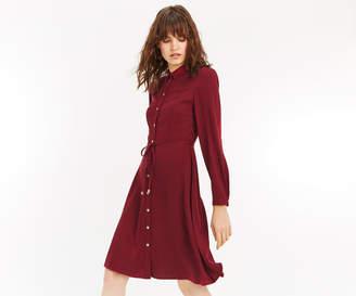 Oasis SKATER SHIRT DRESS