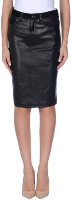 Burberry Knee length skirts - Item 35332433IX