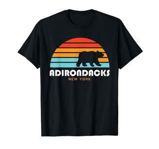 Adirondack Mountains Tees Adirondacks Shirt - Bear Adirondacks NY T-Shirt