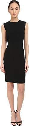 DSQUARED2 Women's Stretch Cady/Haimi Sleeveless Dress