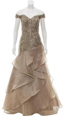Jovani Embellished Evening Gown