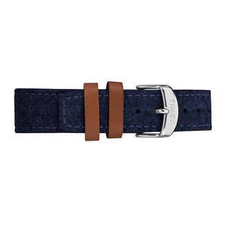 Timex Weekender 38 Unisex Blue Strap Watch-Tw2r420009j