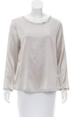 Basler Silk Long Sleeve Top w/ Tags