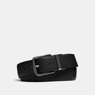 COACH Coach Wide Cut-To-Size Reversible Leather Belt $175 thestylecure.com