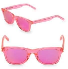 Saint Laurent 50MM Rectangle Sunglasses