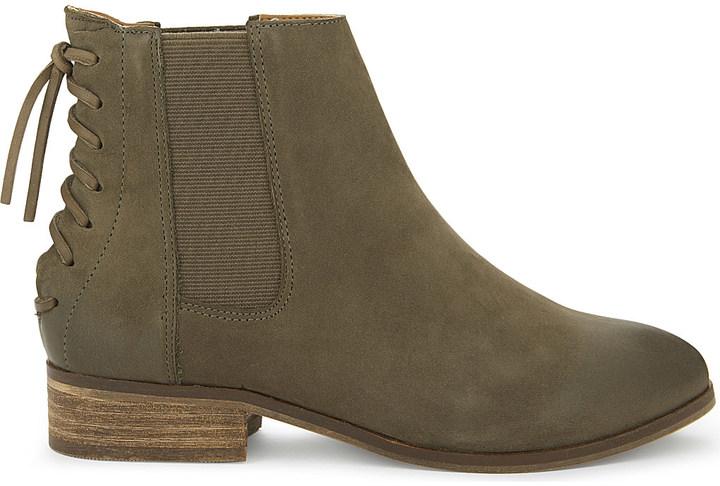 AldoAldo Boudinot suede ankle boots