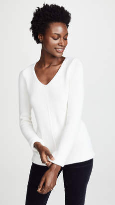 TSE V Neck Cashmere Sweater