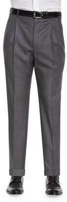 Zanella Bennett Pleated Super 150's Trousers