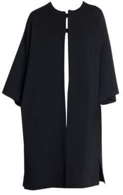 Stella McCartney Compact Knit Caban Jacket