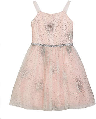 Zoe Amelia Sparkle Tulle Party Dress Size 4-6X