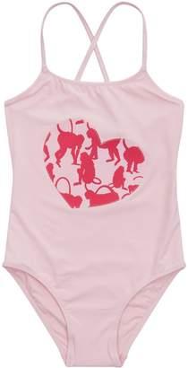 Vilebrequin Happy Monkey Heart Swimsuit