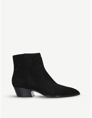 STELLA LUNA Thelma suede ankle boots