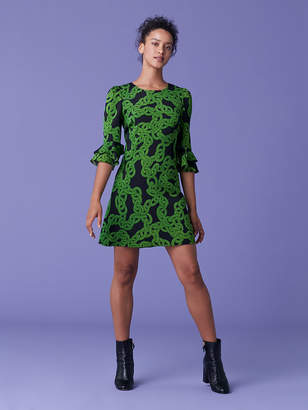Diane von Furstenberg Louise Stretch Dress