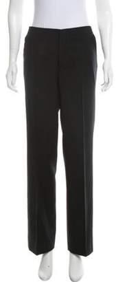 Ter Et Bantine Mid-Rise Pants Black Mid-Rise Pants