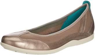 Ecco Shoes Women's Bluma Ballerina Flat