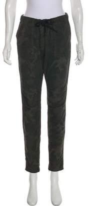 Rag & Bone Camo Print Skinny Pants