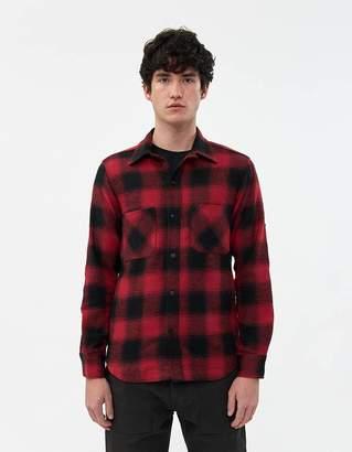 Rogue Territory Mechanics Flannel Shirt