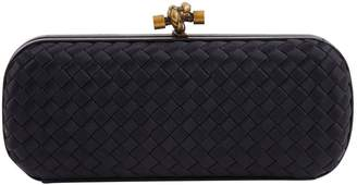 Bottega Veneta Pochette Knot cloth clutch bag