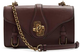 Bottega Veneta City Knot leather shoulder bag