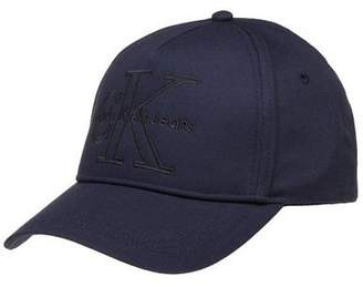 Calvin Klein New Womens Blue Re-Issue Cotton Cap Baseball Caps