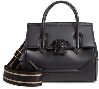 Versace Palazzo Empire Medium Leather Satchel