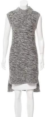 Intermix Mélange High-Low Sweater