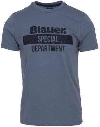 Blauer Cotton T-shirt