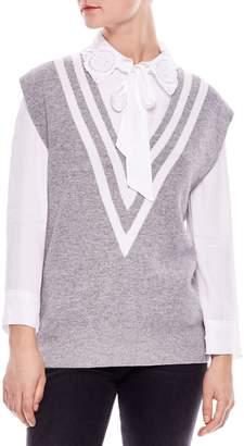 Sandro Tabby Sweater