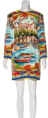 Dolce & Gabbana 2016 Saluti Da Napoli Dress