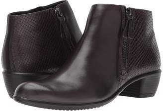 Ecco Touch 35 Bootie Women's Boots