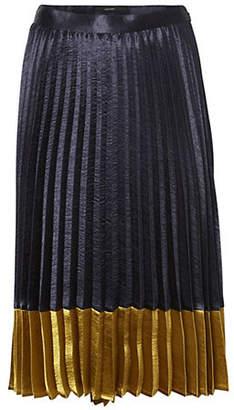 Vero Moda Pleated Midi Skirt