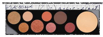 M·A·C MAC Cosmetics MAC Girls Smarty Pants Palette