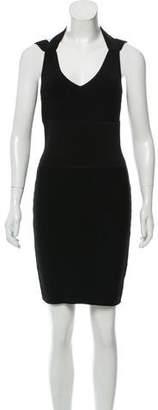 Vena Cava Sleeveless Bodycon Dress