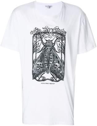 Alexander McQueen (アレキサンダー マックイーン) - Alexander McQueen プリント Tシャツ