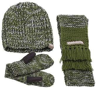 Peppercorn Kids Stretchy Beanie 3 Piece Set