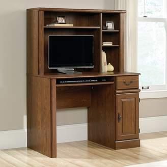 Sauder Orchard Hills Computer Desk & Hutch