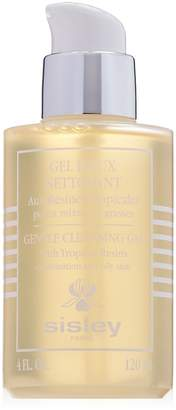 Sisley Gentle Cleansing Gel with Tropical Resins, 4 Ounce
