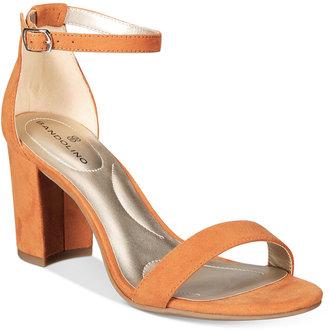 Bandolino Armory Block-Heel Sandals $59 thestylecure.com