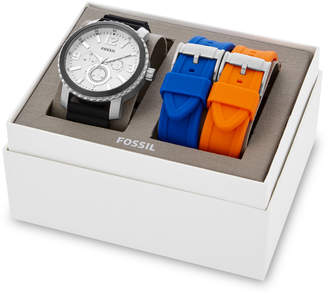 Fossil Gage Multifunction Interchangeable Strap Box Set