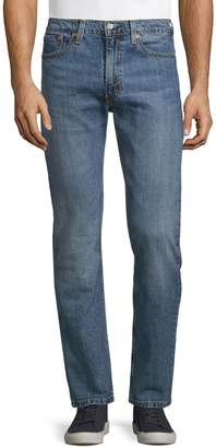 Levi's 513 Slim Straight-Fit Jeans