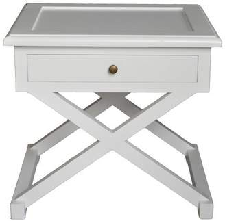Levi's Side Table White