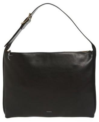 Skagen Anesa Leather Shoulder Bag - Black $255 thestylecure.com