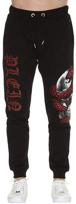 Philipp Plein Motivation Jogging Trousers