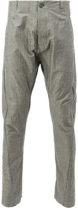 Masnada textured Rock trousers