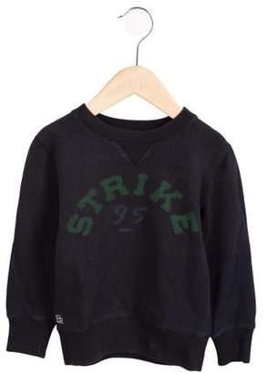Bellerose Kids Boys' Printed Knit Sweatshirt
