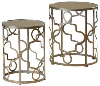 House of Hampton Witney 2 Piece Nesting Table Set