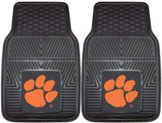 Fanmats FANMATS 2-pk. Clemson Tigers Car Floor Mats