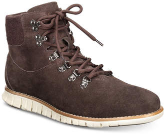 BearPaw Men's Barrett Water & Stain Resistant Boots Men's Shoes