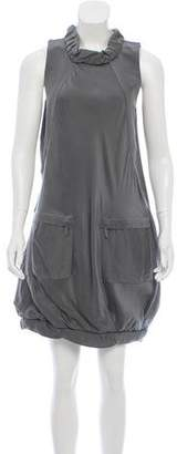 Nina Ricci Sleeveless Mini Dress